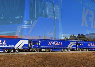 JK KRALL Intern. Transport GmbH